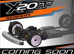 Serpent Serpent X20FF FWD Coming soon