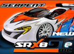Serpent SRX8GTE WC 1/8 Kit Coming soon