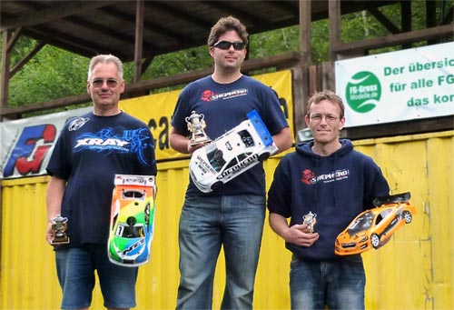Shepherd Micro Racing Schäfer siegt in Kastellaun