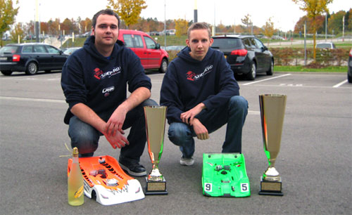 Shepherd Micro Racing German Open Indoor Masters