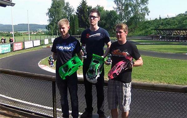 Shepherd Micro Racing Nähr gewinnt 2. SM-Lauf Süd