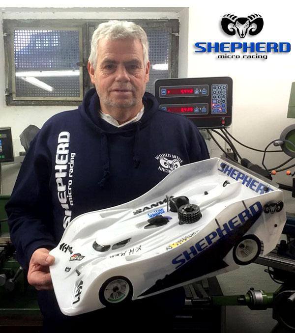 Shepherd Micro Racing K.H.Meister goes Shepherd