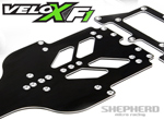 Shepherd Micro Racing Velox F1 Alu Chassis und Pod