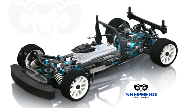 Shepherd Micro Racing Velox V10 WC
