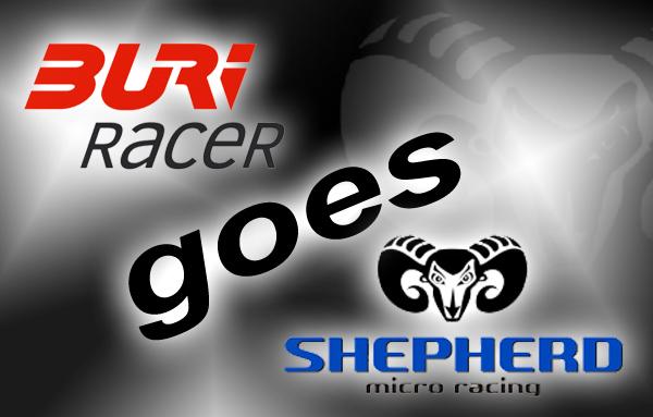 Shepherd Micro Racing Buri goes Shepherd Micro Racing