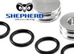 Shepherd Micro Racing Verbesserte Stoßdämpfer-Druckkolben