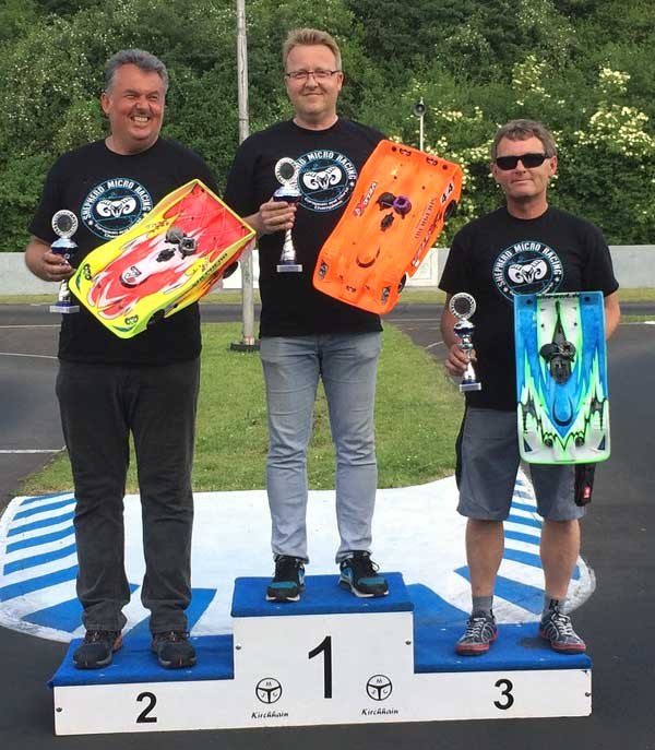 Shepherd Micro Racing C.Willert wins Mid-German regionals