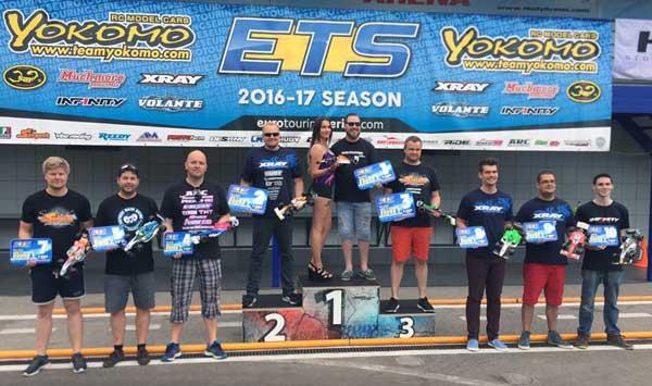Shepherd Micro Racing O.Bultynck wins ETS Rd5 Slovakia