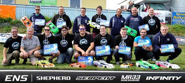 Shepherd Micro Racing Euro Nitro Series Rd 3 in Austria