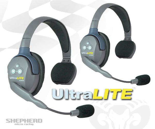 Shepherd Micro Racing Intercomsystem Eartec Ultralite 2-S