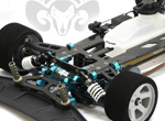 Shepherd Micro Racing Velox V8 'WC' Team Edition