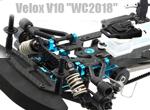 Shepherd Micro Racing Velox V10 WC2018