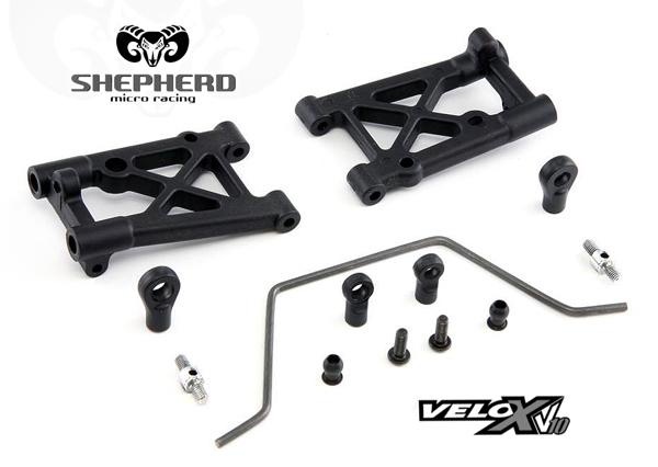 Shepherd Micro Racing Stabi Kit V3 für Velox V10