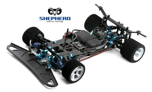 Shepherd Micro Racing Shepherd Velox E8 ´4S