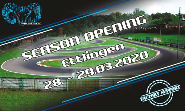 Shepherd Micro Racing Saison Eröffnung 2020 in Ettlingen