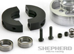 Shepherd Micro Racing Velox V8.2  2-Gang Upgrade-Set