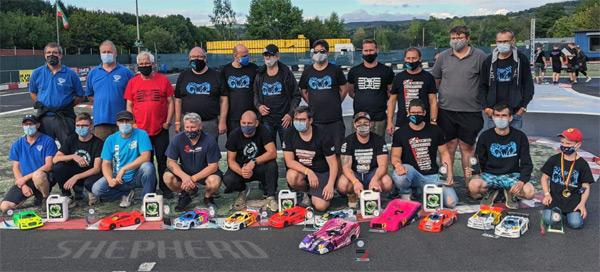 Shepherd Micro Racing Deutsche Meisterschaft VG10