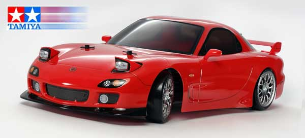 Tamiya Mazda RX-7 (FD3S) Drift S.TT-02D