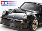 Tamiya Porsche 934 RSR Black TA02SW