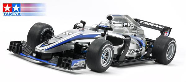 Tamiya F104 PRO II Chassis Kit