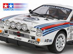 Tamiya Lancia 037 Rally TA-02SW