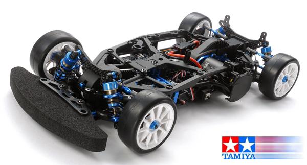 Tamiya TA07R Chassis Kit