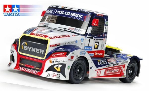 Tamiya Buggyra Racing Fat Fox Truck