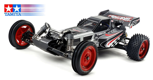 Tamiya DT-03 Racing Fighter Black Edit.
