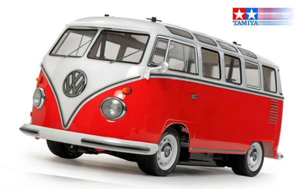 Tamiya VW Bus Type 2 (T1) (M-06)