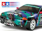 Tamiya HKS Skyline GT-R Gr.A (TT-01E)