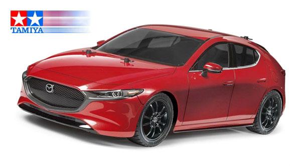 Tamiya Mazda 3 (TT-02) 1:10