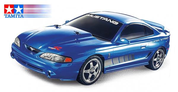 Tamiya Mustang SVT Cobra R´95 (TT-01E)