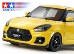 Tamiya Suzuki Swift Sport M-05/239mm