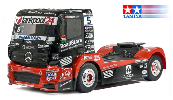 Tamiya RC Truck Tankpool 24 TT-01E