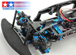 Tamiya TA07RR 4WD electric touring car kit