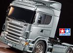 Tamiya Scania R470 Silver Edition 1:14