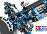 Tamiya TA07 MSX Chassis Kit 1:10