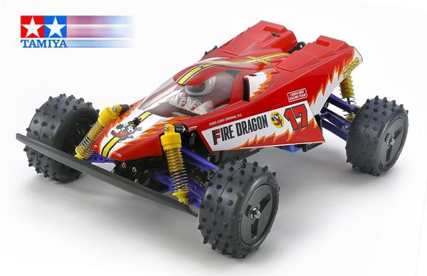 Tamiya R/C Fire Dragon (2020) 1:10
