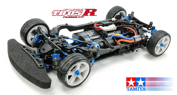 Tamiya TB-05R Chassis Kit