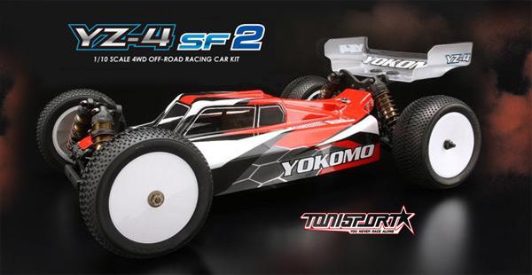tonisport Yokomo YZ-4SF2 4WD Offroad Car Kit