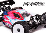 TQ Race Support AGAMA A319 Nitro Buggy