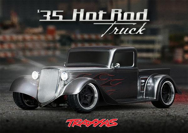 Traxxas ´35 Hot Rod Truck