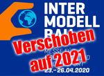 Veranstaltung INTERMODELLBAU auf 2021verschoben!