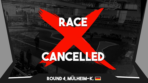 ETS Series ETS R4 Race Cancelled