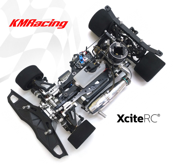 XciteRC KM K8 EVO Killer Eight GP ´2018