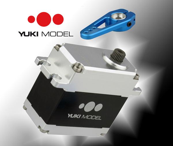 YUKI MODEL SUMO 2284GG Servo
