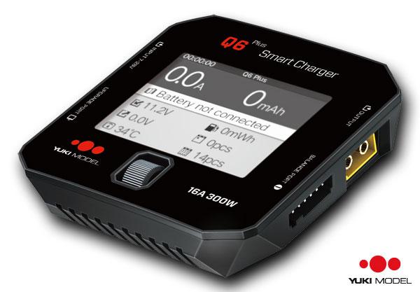 YUKI MODEL Smart Charger Q6 Plus V1.1.2